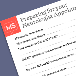 Preparing for your Neurologist Appointment