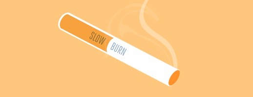 Slow Burn: One Smoker's Battle with MS and Addiction image