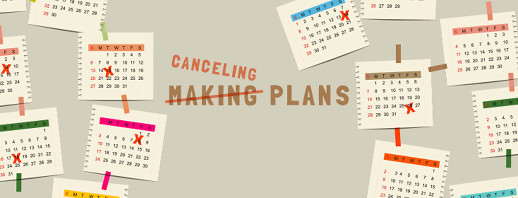 Are You Tired Of Canceling Plans When You Don't Feel Well?  Every Crisis Is An Opportunity image