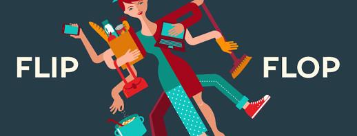 Flip-Flop: What Happens When an MS Patient Becomes a Caregiver image