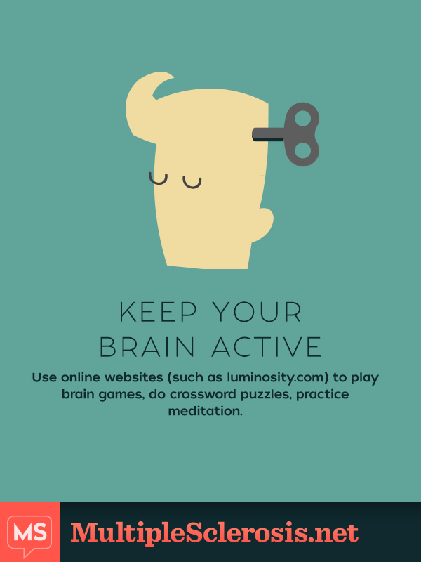 Keep your brain active