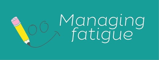 10 Tips on Managing MS Fatigue image
