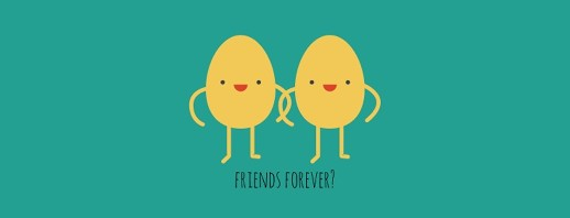 Friends Forever! ... Or Not? image