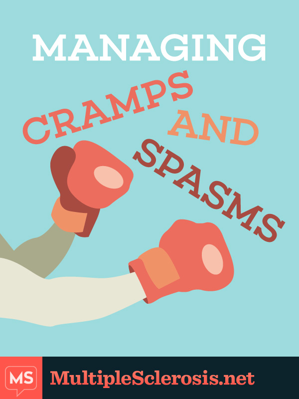 Managing MS cramps and spasms