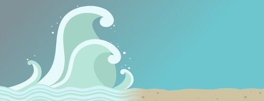Surfing an Emotional Tsunami image