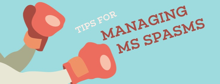 Managing MS cramps