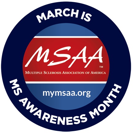 MS Awareness Month - March 2015 - MSAA