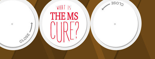 What is the MS Cure? image