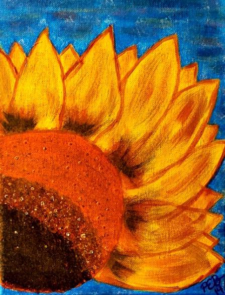 Sunny Disposition by MS artist Paula Breiner