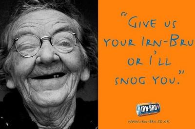 snog you