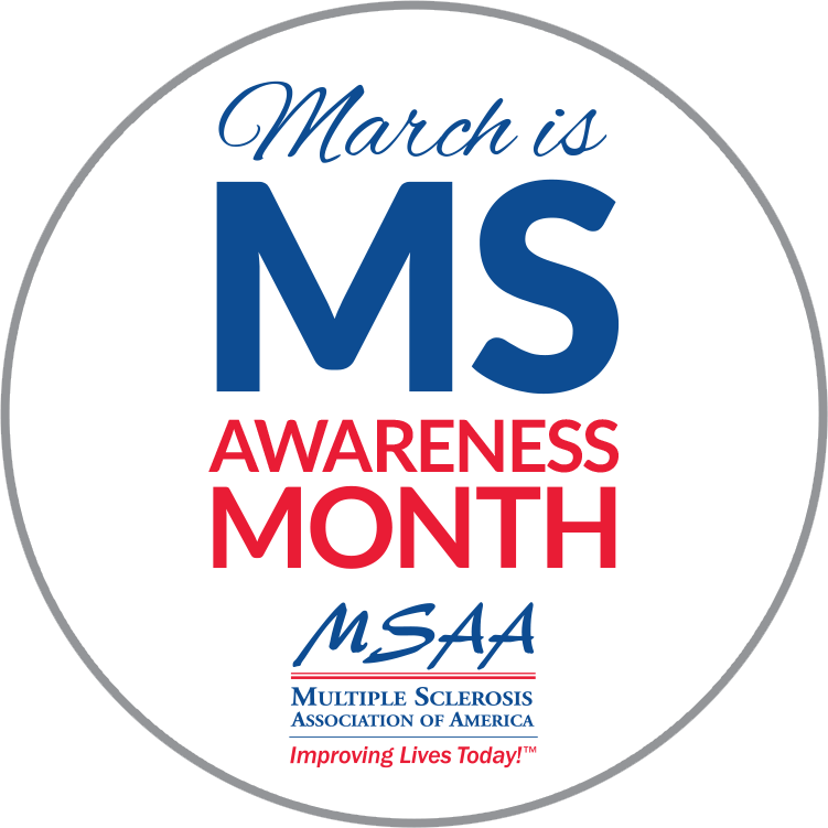 Msawareness Month On The New Mymsaa Org