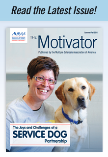MSAA's award-winning magazine, The Motivator