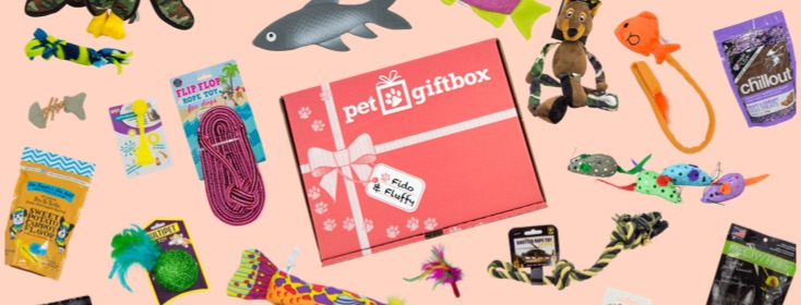 Enter to Win a Pet Gift Box