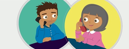 Fear of the Phone: Speech Related Issues And MS image