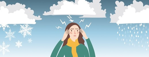 Migraines and MS image