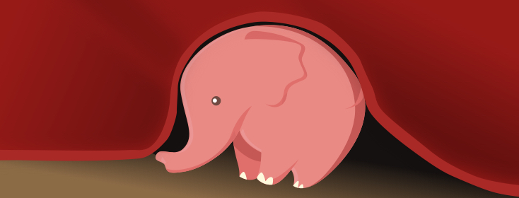 Let's Address The Elephant in the Room-Depression and MS image