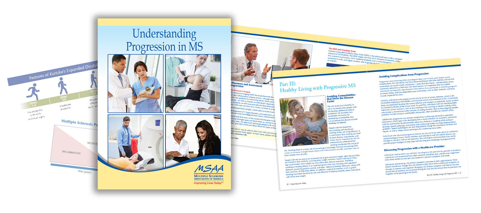 Understanding Progression in MS - a publication from MSAA
