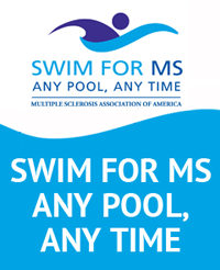 Swim for MS with MSAA any pool any time