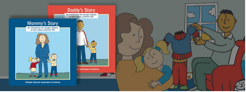 mommy's story and daddy's story publications from MSAA