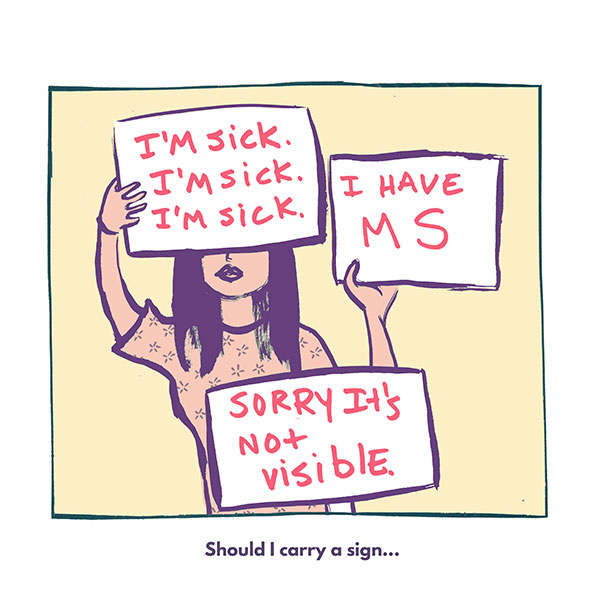 You Don't Look Sick Comic 4