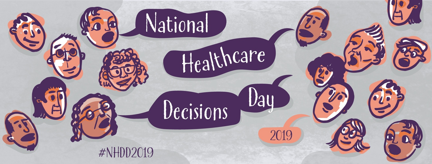 National Healthcare Decisions Day 2019