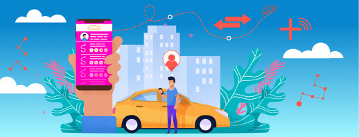 Multiple Sclerosis Foundation Partners with LYFT image