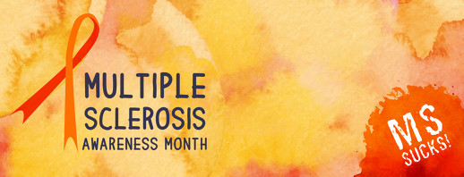 MS Awareness Month 2020: MS Sucks! image