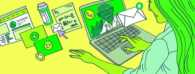 Telemedicine and MS image