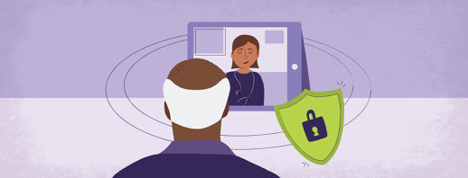 Telehealth: Privacy Concerns When Going Virtual image