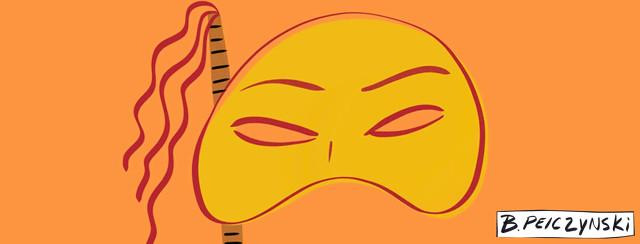 MS Comic: Hiding My Reality Beneath a Mask image