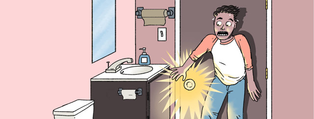 Bathroom Burdens: Chronic Constipation and MS image